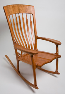 Mesquite Rocking Chair